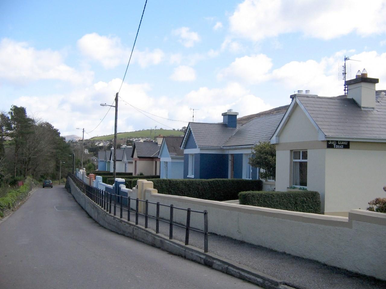 Bantry City en Irlande