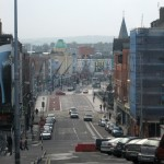 Cork City street
