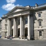 Trinity College à Dublin