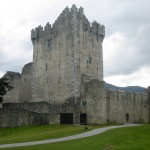 Chateau en Irlande : Killarney Ross-Castle