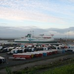 Irish Ferries à Rosslare