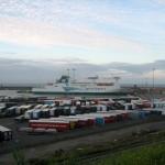 Irish Ferries à Rosslare